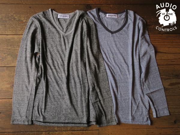 RUDE GALLERY / U-NECK L/S - BODY GARD COLLABORATION ルードギャラリー