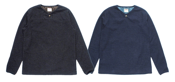 LOST CONTROL / Pile Jacquard L/S Shirts ロストコントロール