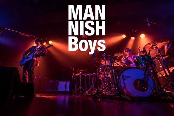 MANNISH BOYS 2019 TOUR