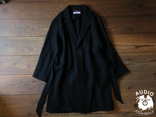 RUDE GALLERY / CITY ROBE - WOOL ルードギャラリー
