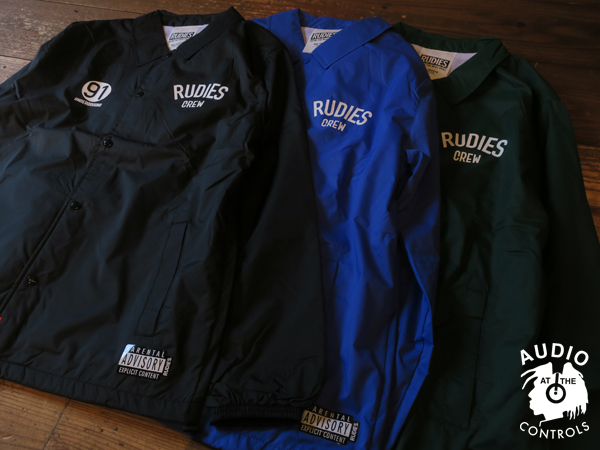 RUDIES / PHAT COACH JACKET ルーディーズ
