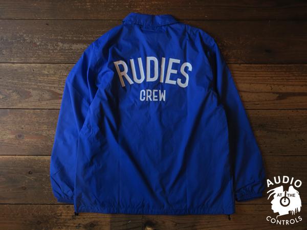 RUDIES / PHAT COACH JACKET ルーディーズ