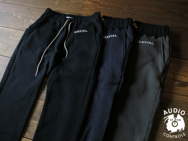 GAVIAL / SWEAT PANTS 中村達也
