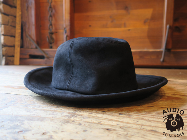 GAVIAL / LEATHER HAT 中村達也