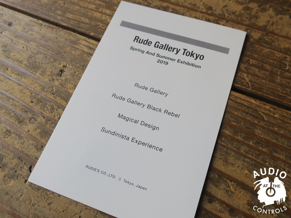 RUDE GALLERY SPRING&SUMMER EXHIBITION