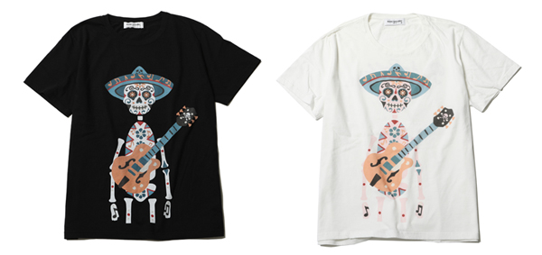 RUDE GALLERY / BIG MARIACHI TEE ルードギャラリー