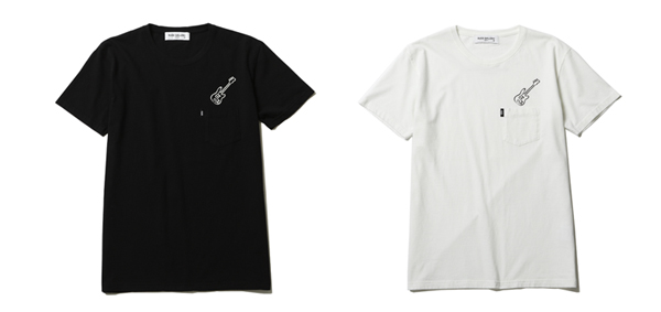 RUDE GALLERY / ONPU PKT TEE - BASS ルードギャラリー