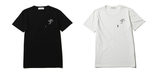 RUDE GALLERY / ONPU PKT TEE - DRUM ルードギャラリー