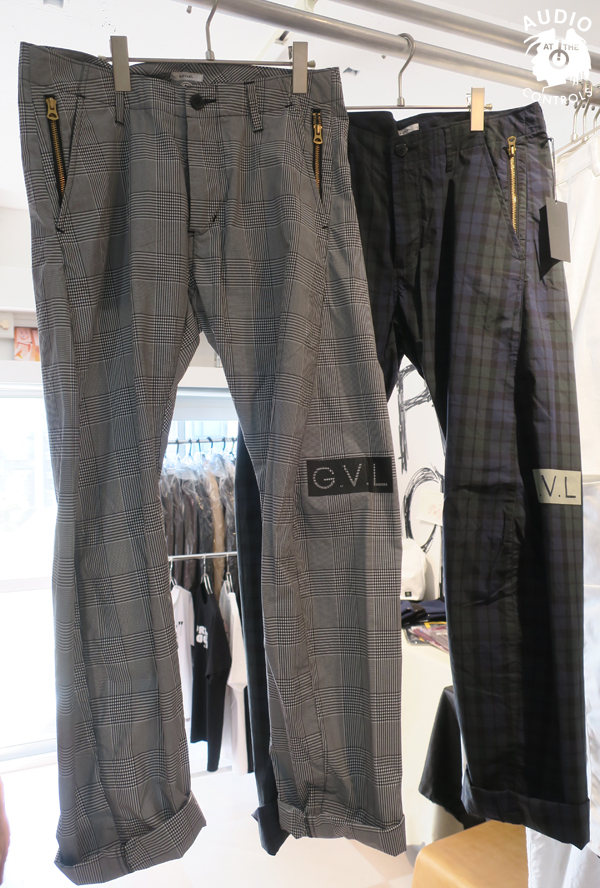 GAVIAL / TAPERED PANTS 中村達也