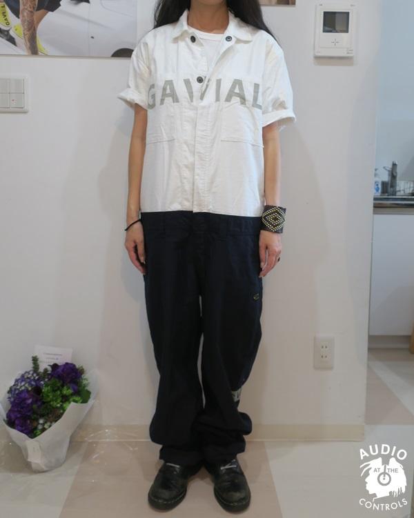 GAVIAL / SS JUMP SUIT 01 中村達也