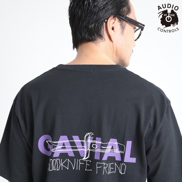 GAVIAL / TEE 02 中村達也