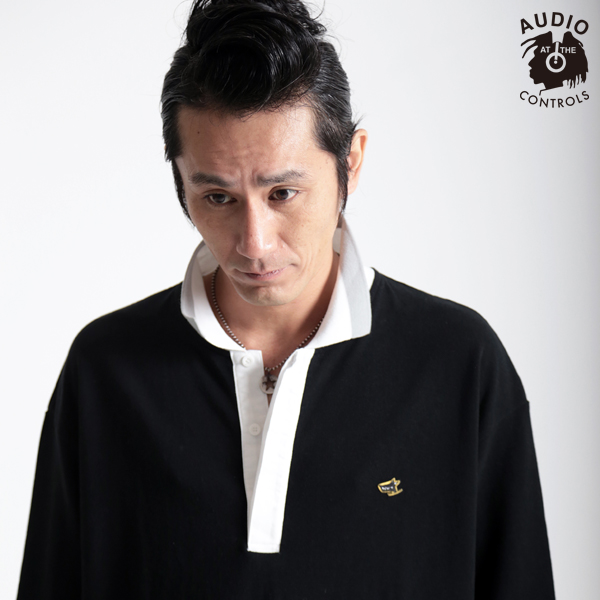GAVIAL / POLO SHIRTS 中村達也