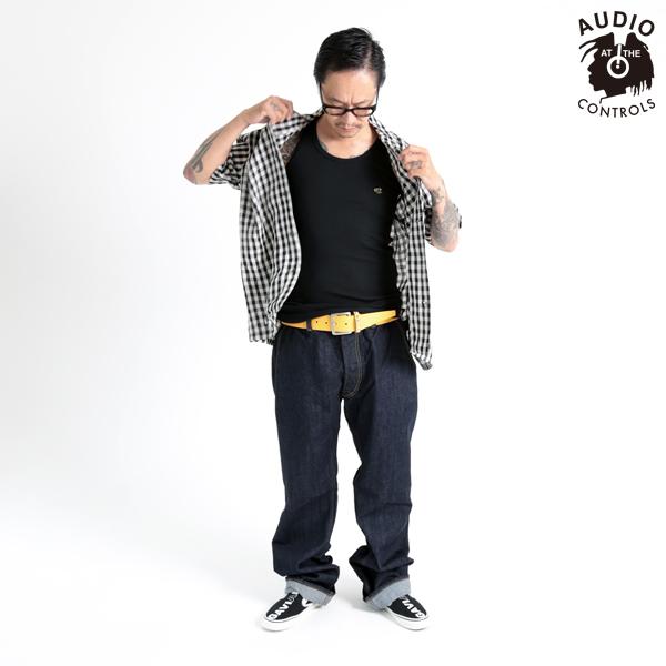 GAVIAL / S/S OPEN SHIRTS - CHECK 中村達也