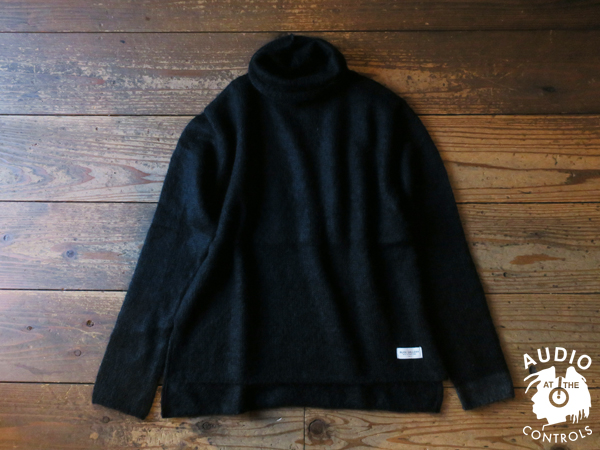 RUDE GALLERY / MOHAIR TURTLENECK KNIT ルードギャラリー