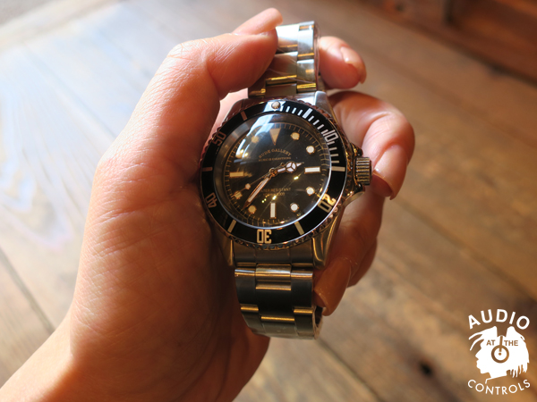 RUDE GALLERY / GOOD OLD DIVER WATCH LUXES ルードギャラリー 時計