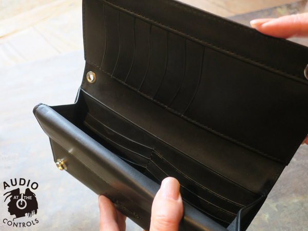 RUDE GALLERY / LEATHER WALLET - MARIA ルードギャラリー