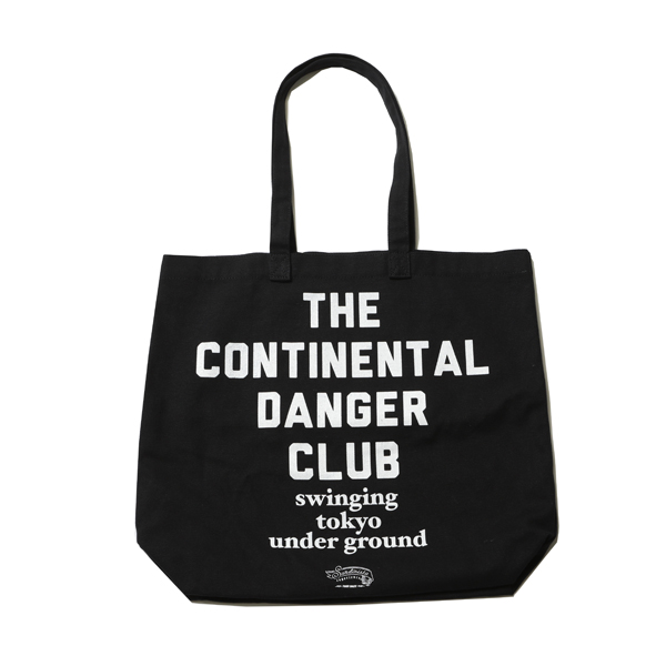 Sundinista Experience / THE CONTINENTAL DANGER CLUB. - TOTE BAG - チバユウスケ