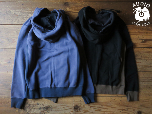 LOST CONTROL / Zip Up Parka ロストコントロール