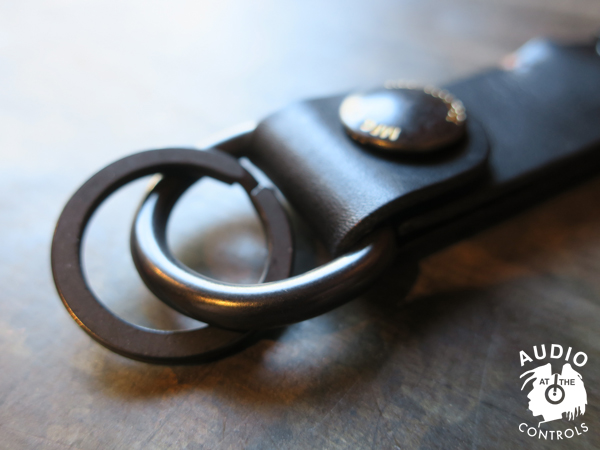 LOST CONTROL / Heavy Hook Leather Key Holder ロストコントロール