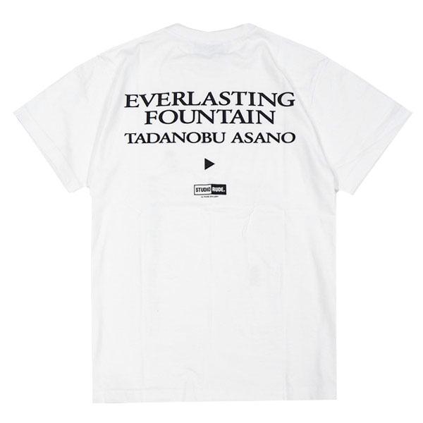RUDE GALLERY / EVERLASTING FOUNTAIN - TEE1<TADANOBU ASANO×STUDIO RUDE>
