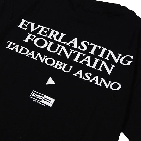 RUDE GALLERY / EVERLASTING FOUNTAIN - TEE2<TADANOBU ASANO×STUDIO RUDE>
