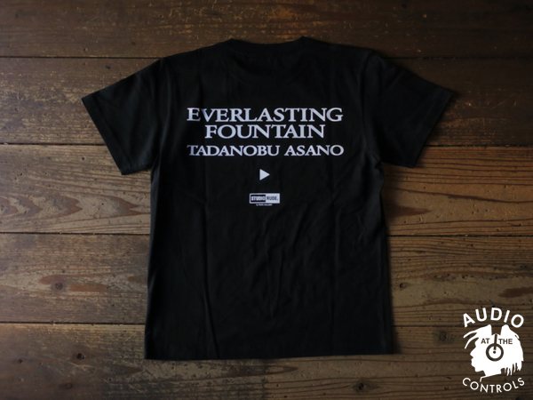 RUDE GALLERY / EVERLASTING FOUNTAIN - TEE2<TADANOBU ASANO×STUDIO RUDE>