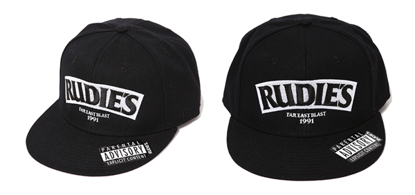 RUDIES HEAD GEAR / SLICK SNAPBACKCAP ルーディーズ