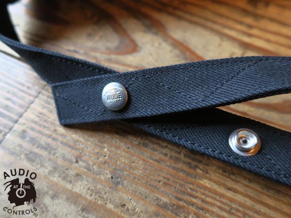 RUDE GALLERY / DENIM WAIST BAG ルードギャラリー