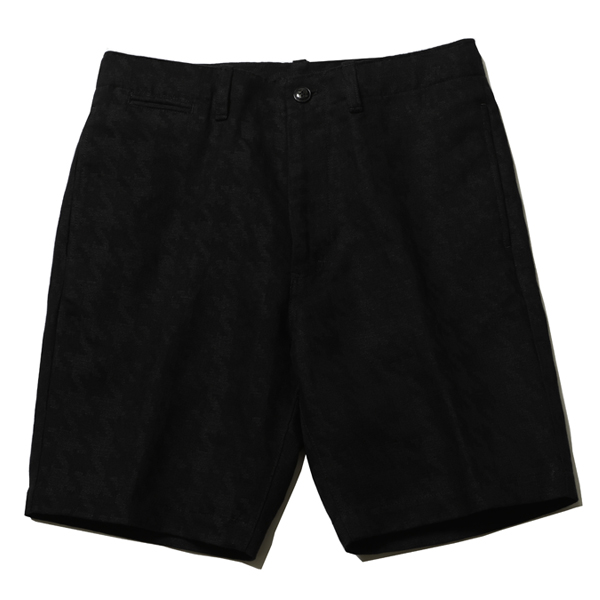 RUDE GALLERY / HIGH ROLLERS SHORT PANTS - QUILTED COAT PATTERN ルードギャラリー