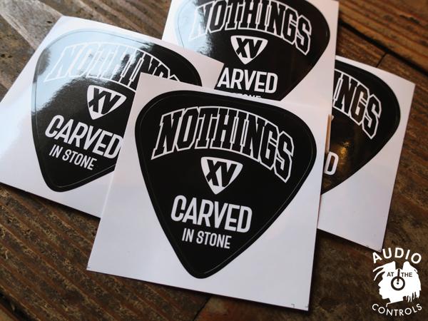 Nothings Carved In Stone×RUDIES