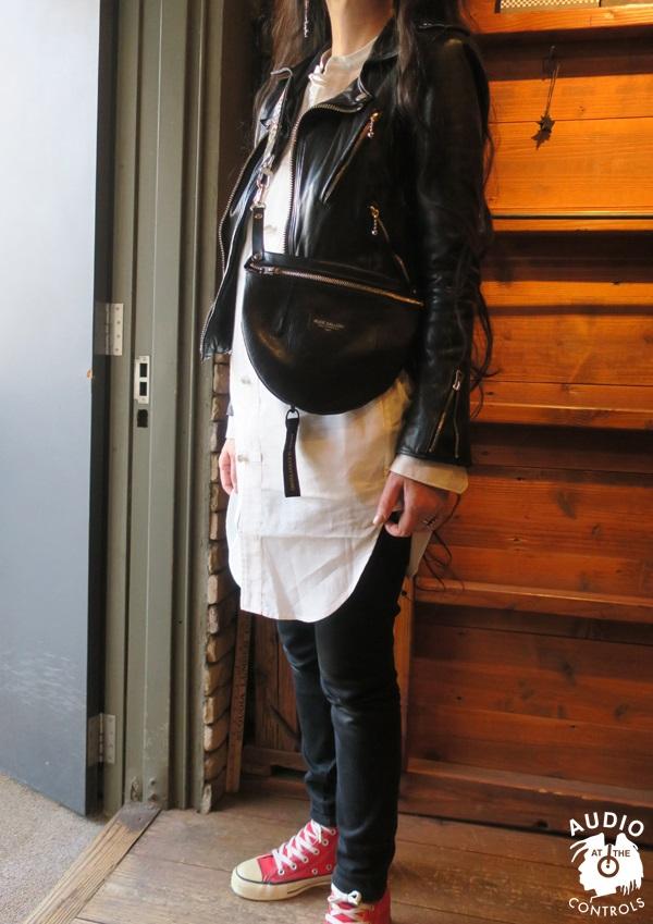 RUDE GALLERY / KUNG - FU LONG SHIRT カンフーシャツ