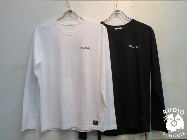 GAVIAL / L/S TEE 01 - GAVIAL 中村達也