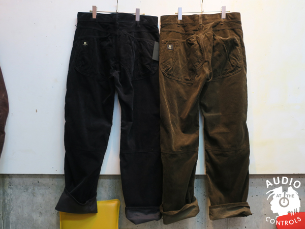GAVIAL / WORK PANTS - C 中村達也