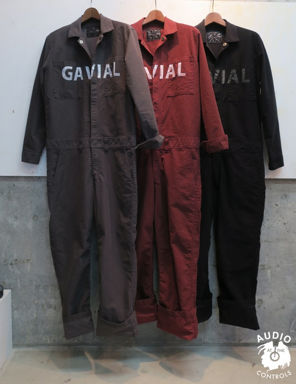 GAVIAL / L/S JUMPSUIT 中村達也