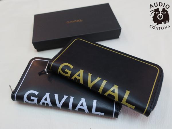 GAVIAL / LEATHER WALLET 中村達也
