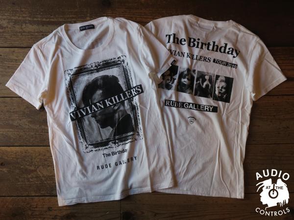 RUDE GALLERY / VIVIAN KILLERS TOUR-T<The Birthday×RUDE GALLERY>