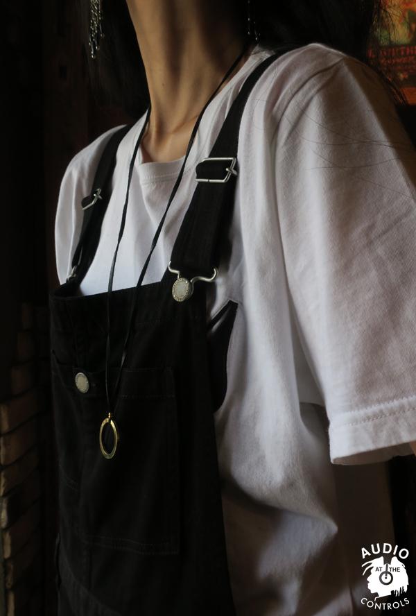 RUDE GALLERY / OVERALLS - KUROSURI SERIES MADE IN OKAYAMA ルードギャラリー