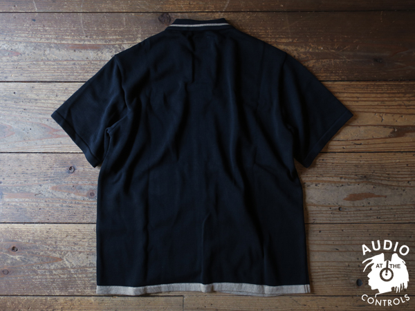 LOST CONTROL / OPEN KNIT POLO ロストコントロール