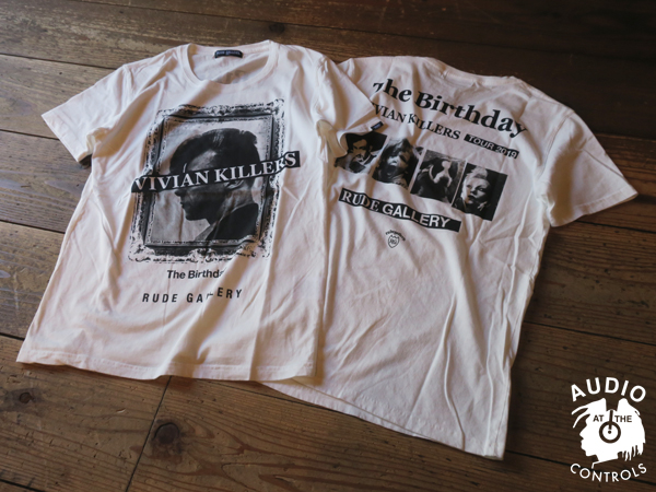 RUDE GALLERY / VIVIAN KILLERS TOUR-T<The Birthday×RUDE GALLERY>