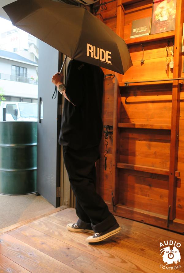 RUDE COMPACT UMBRELLA ルードギャラリー