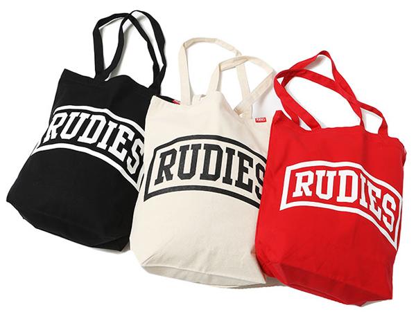 RUDIES / EMBER TOTEBAG ルーディーズ