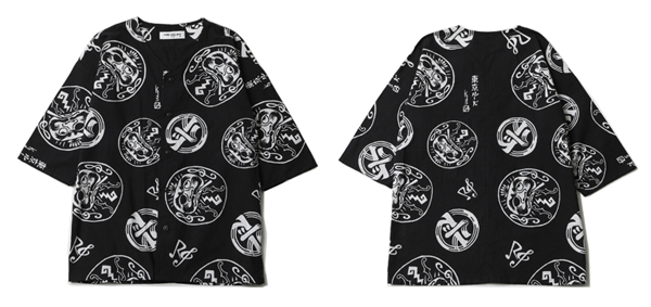 RUDE GALLERY / DARUMA DUB SHIRT ルードギャラリー
