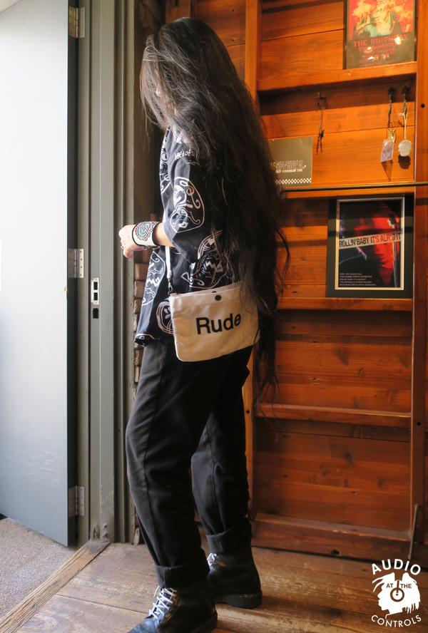 RUDE GALLERY / DARUMA DUB SHIRT ルードギャラリー