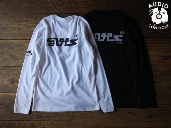"""GAVIAL / L/S TEE 01 - """"GVLS"""" 中村達也"""