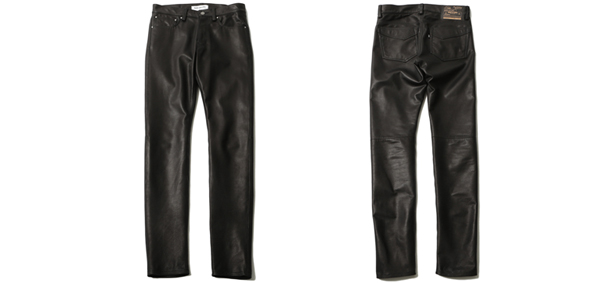 RUDE GALLERY / LEATHER PANTS - MENS ルードギャラリー