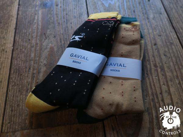 GAVIAL / GAVIAL / SOCKS SET 中村達也