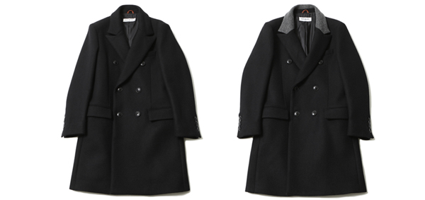 RUDE GALLERY / DOUBLE BREASTED COAT ルードギャラリー