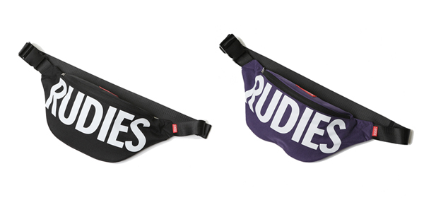 RUDIES / PHAT WAISTBAG ルーディーズ