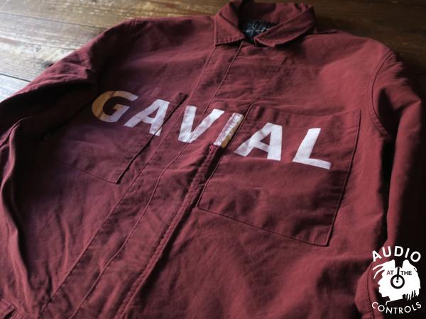 GAVIAL / gavial つなぎ 中村達也