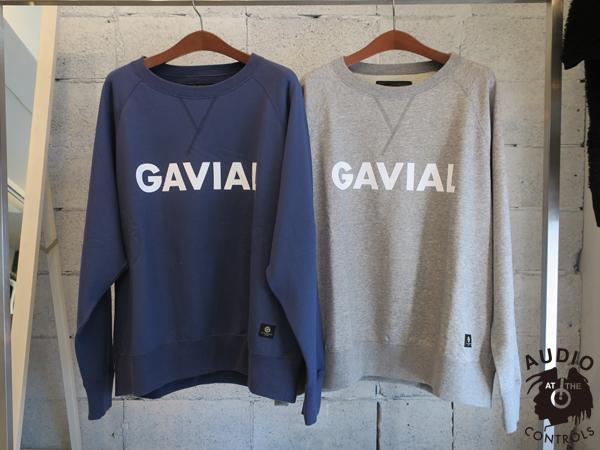 GAVIAL / L/S SWEAT 中村達也